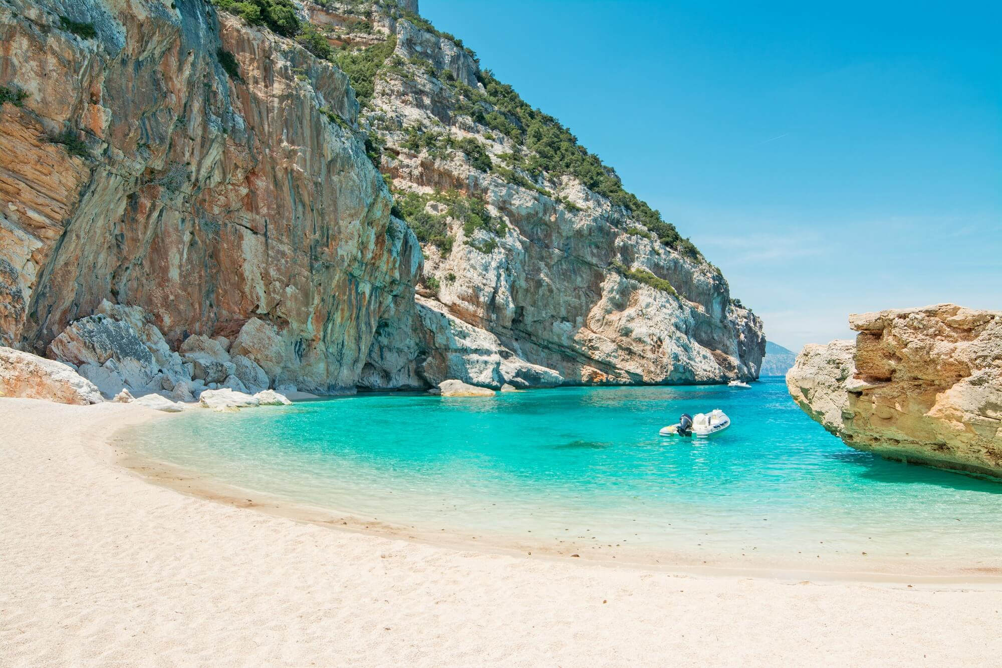 Cala Mariolu, altra meraviglia del tour targato Flamar Vacanze
